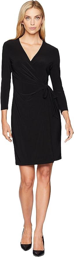 Ity Classic Wrap Dress