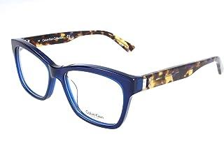 ea3d71aa81 Calvin Klein Monturas de gafas, Azul (Blue), 51.0 Unisex Adulto