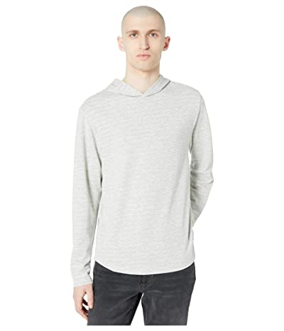 Vince Light Popover Hoodie (Heather Grey) Men