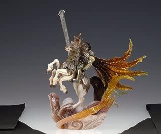 Final Fantasy Master Monster Creature Collection Series 2 PVC Arts Figure Odin On Sleipnir