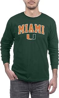 NCAA Men's Team Color Long Sleeve Shirt