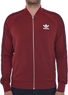 54f1625a76 adidas Originals Homme Vestes de Sport Track Jacket Mens SST Superstar  Retro Tracksuit Top Trefoil New