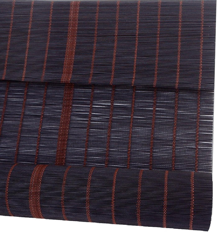 Nuevos productos de artículos novedosos. WENZHE Estores De Bambú Persiana Enrollable Enrollable Enrollable Filamento Cortar Sombra Casa Oficina Ornamento Colgante, 6 Colors, 11 Tamao (Color   1 , Tamao   80x180cm)  compras en linea