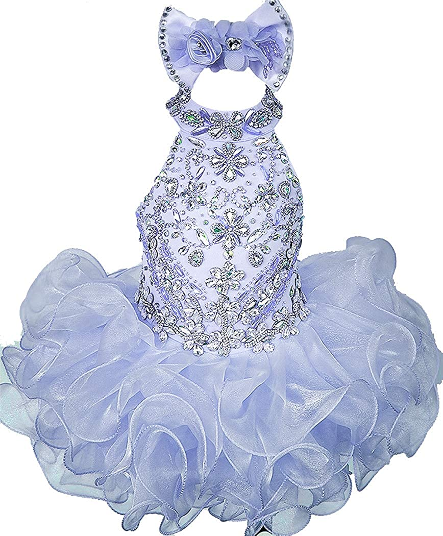 Junguan Baby Girls Birthday Party Dress Kids Pag Cupcake Large special price Max 50% OFF Toddler