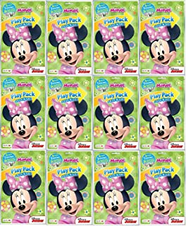 Minnie Mouse Grab and Go Play Packs 12ct