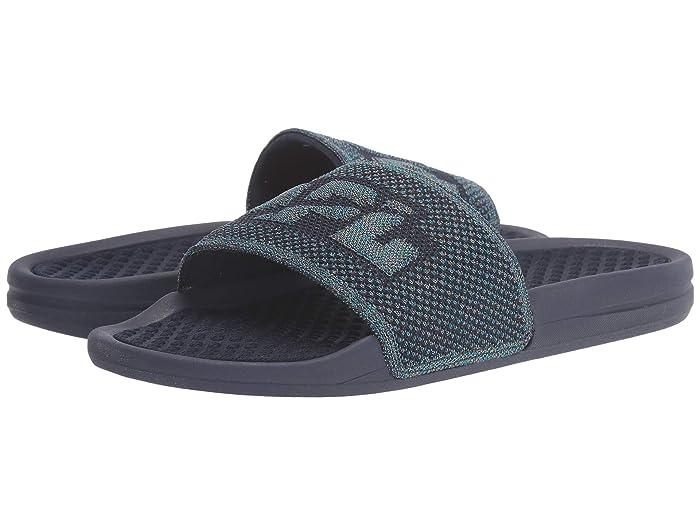 Athletic Propulsion Labs (APL)  Big Logo Techloom Slide (Iridescent) Mens Slide Shoes