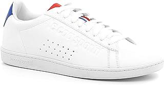 le coq sportif zapatillas blancas jeans