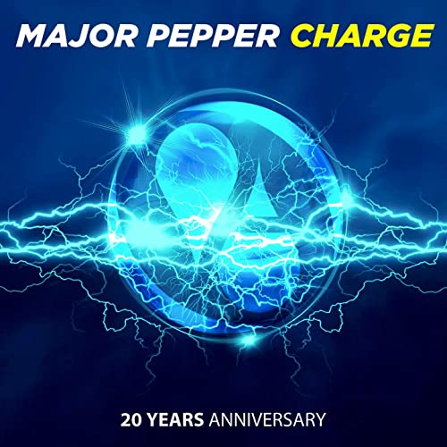 Major Pepper - Charge (20 Years Anniversay)