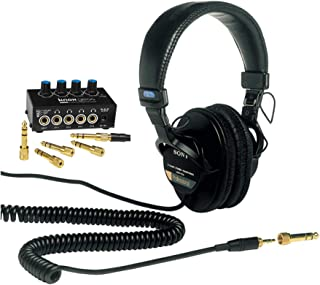 Sony MDR7506 Folding Professional Closed Ear Headphones...