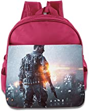 XJBD Custom Funny Battlefield 4 Boys And Girls Shoulders Bag For 1-6 Years Old RoyalBlue