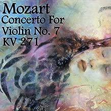 Mozart Concerto For Violin No. 7. KV 271
