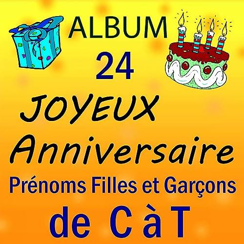 Joyeux Anniversaire Cathy By Mixtronic On Amazon Music Amazon Com