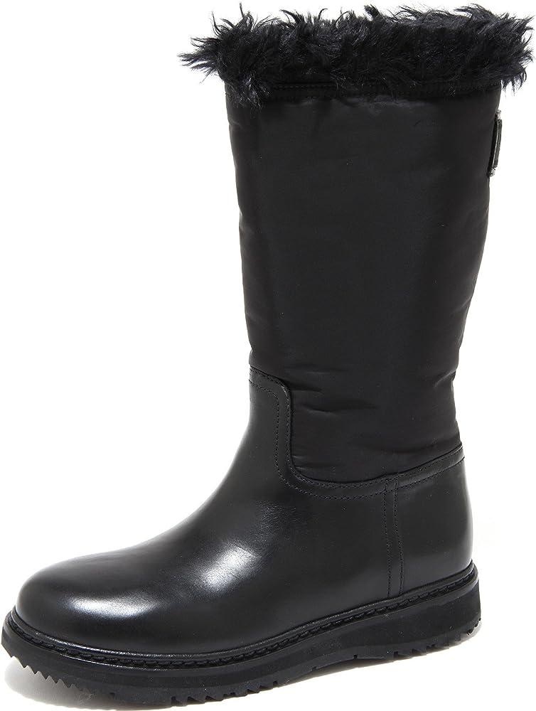 Prada stivale sport vintage scarpa donna boots shoes women taglia 35 eu 3U5371