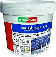 Parexlanko 2-in-1 lijm & voegmassa voor het verlijmen van tegels en voor de productie van waterbestendige voegen, klaar vo...