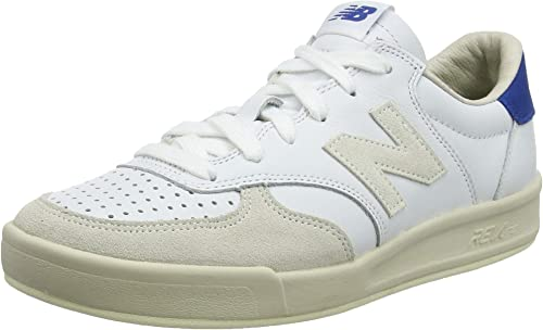 New Balance CRT300, Baskets Homme, Blanc (White White), 39.5 EU ...