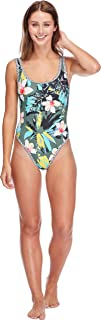 Women's Rocky One Piece Swimsuit with Strappy Back Detail