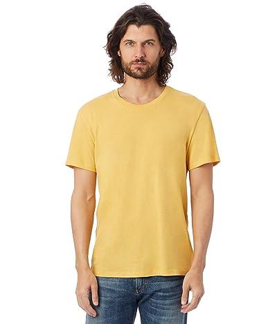 Alternative Organic Crew (Yellow Ochre) Men