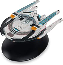 The Official Star Trek Online Starships Collection | U.S.S. Europa NCC-97640 with Magazine Issue 9 by Eaglemoss Hero Colle...