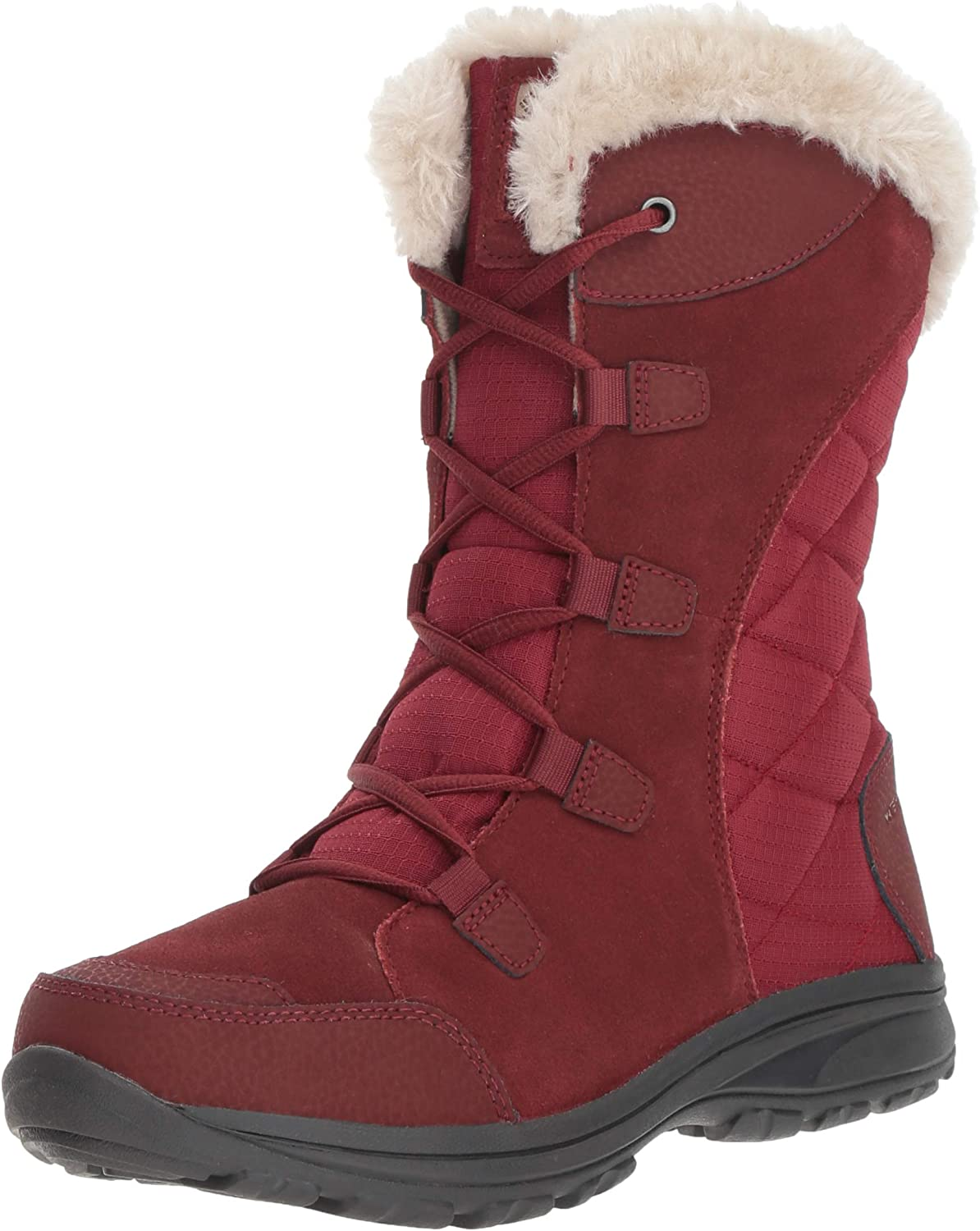 Columbia Womens Ice Maiden II Lace Cold Weather & Shearling