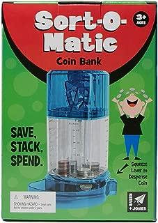 Reeve and Jones Sort O Matic Bank
