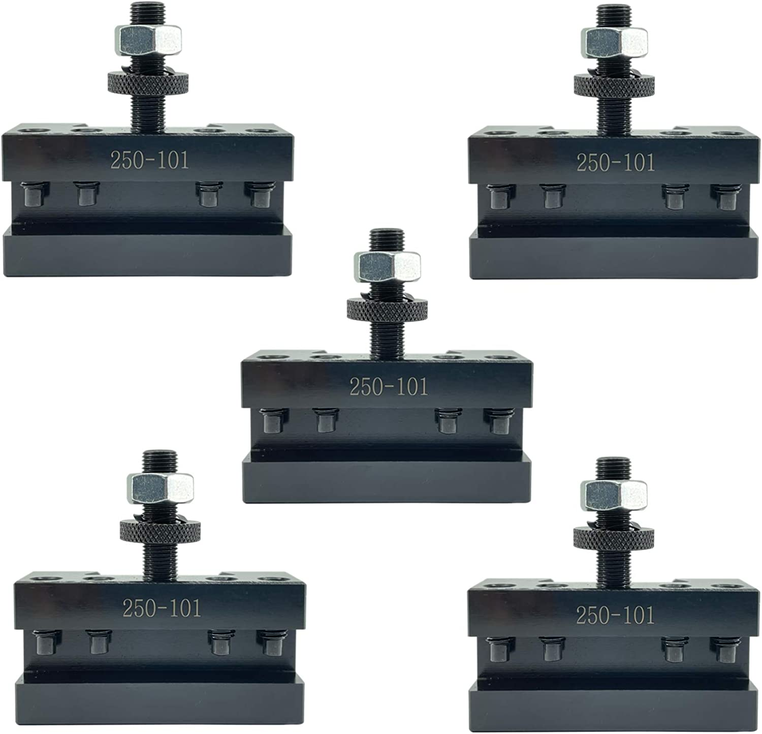 ALTBET 5pcs Over item handling 250-101 AXA #1 Holder Quick Change Facing We OFFer at cheap prices Turning