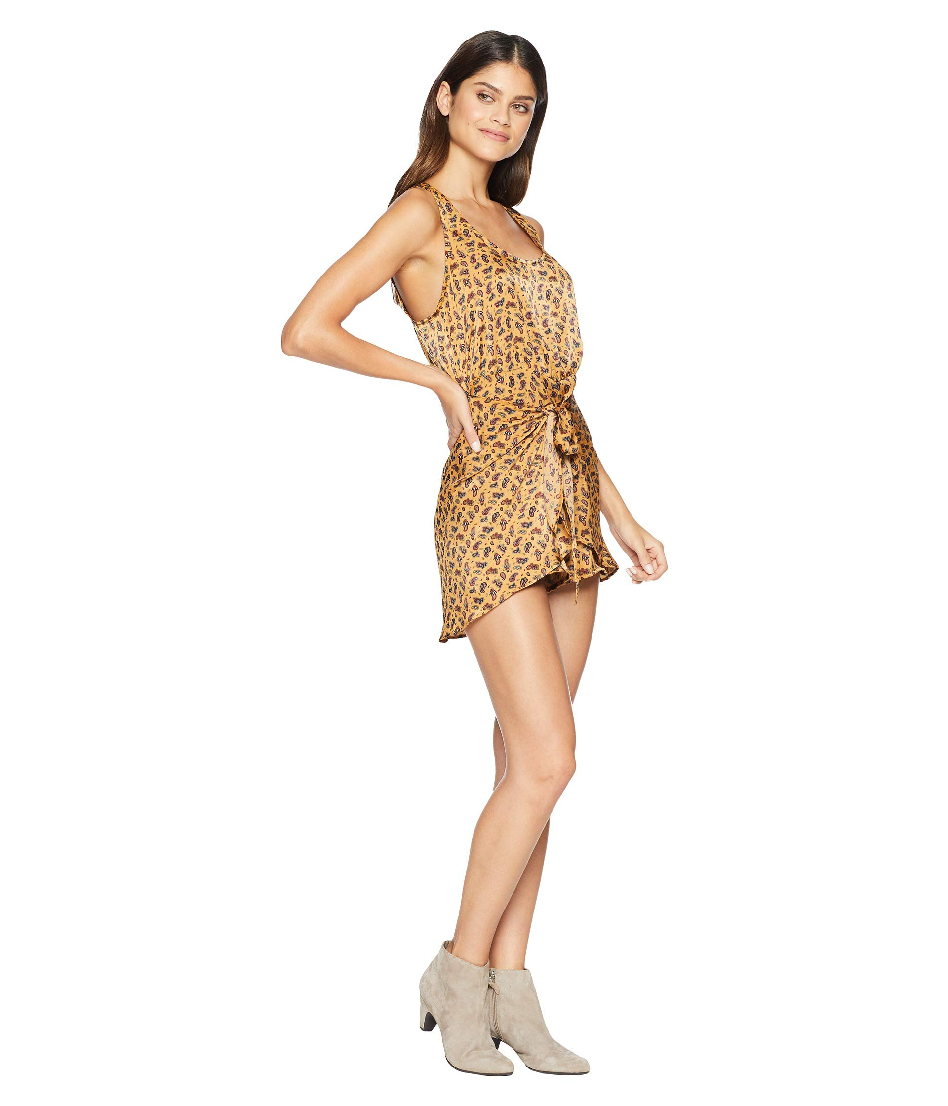 Me Sheen Show Wild Mumu Your Alexandria Romper Paisley West dqw18q