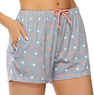 Secret Treasures Coral Solid Knit Sleep Loungs Shorts
