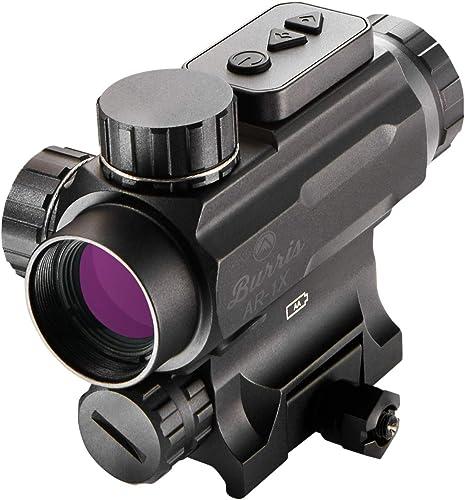 Burris Tactical Prism Sight with Illuminated 3-Color Ballistic CQ Reticle