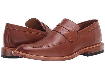 Bostonian No16 Soft Way (Dark Tan Leather) Men