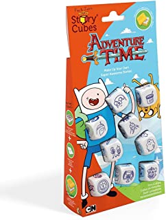 Creativity Hub Rory's Store Cubes: Adventure Time Dice Game Set