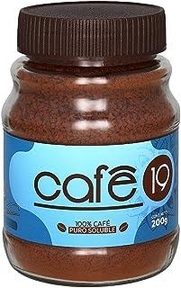 Café 19 Café Soluble 100% Puro, 200 g
