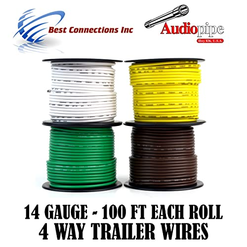 Auto Wiring: Amazon.com on wiring harness, 7 wire trailer harness, 6 wire trailer harness, three wire trailer harness, five wire trailer harness, 4 wire plug connector,