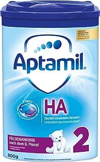 Aptamil爱他美 HA 2 婴儿奶粉(6个月+) 含 SYNEO 800g