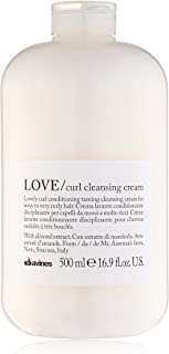 Love Curl Enhancing by Davines Cleansing Cream 500ml