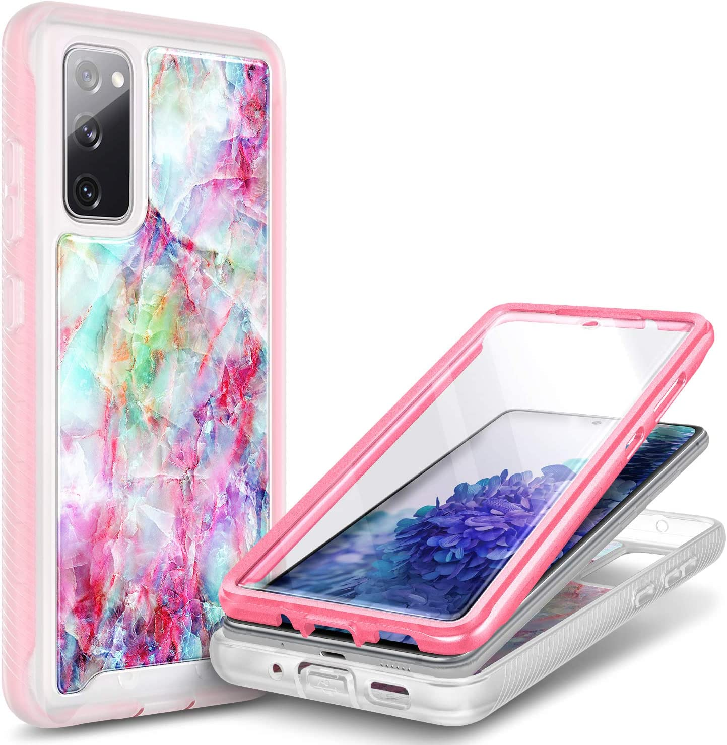 NZND Case for Samsung Galaxy S20 Built-in Pro Max 52% OFF New life with 5G Screen FE