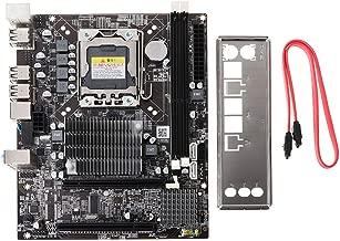 Cuawan X58 LGA 1366 Motherboard Support REG ECC Server Memory and Xeon Processor Motherboard