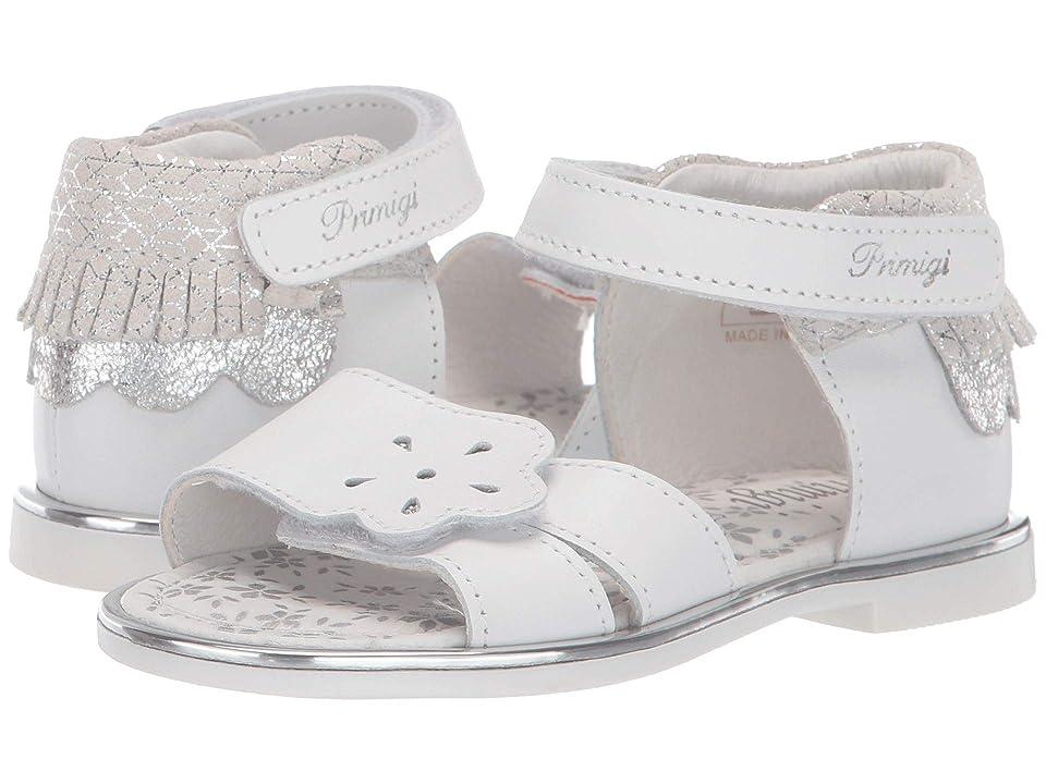 Primigi Kids PHD 34164 (Toddler/Little Kid) (White) Girls Shoes