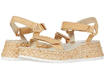 Dolce Vita Myra (Light Natural Raffia) Women