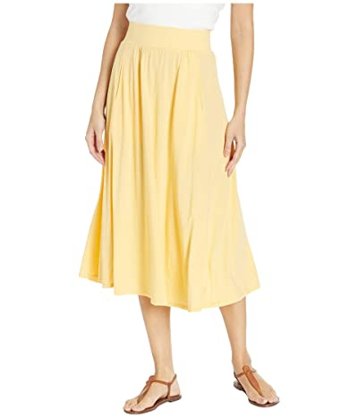 LAmade Darling Skirt with Pockets (Mellow Yellow) Women
