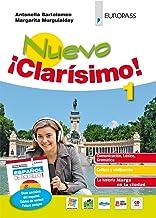 Nuevo ¡Clarísimo! Con Español de bolsillo. Per le Scuole superiori. Con ebook. Con espansione online (Vol. 1)