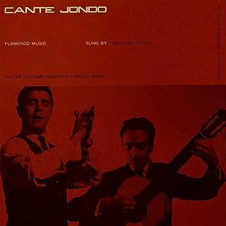 cante jondo flamenco