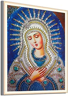 Christmas Hot!Oucan 30x40cm Diamond Painting Full Drill Diamond Bead Painting Diamond Art Kits Diamond Painting for Adults