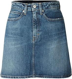 Calvin Klein J20J209063 HR Mini Straight Skirt for women in