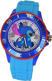 Disney Lilo and Stitch Silicone Analog Quartz Watch for Kids/Children.
