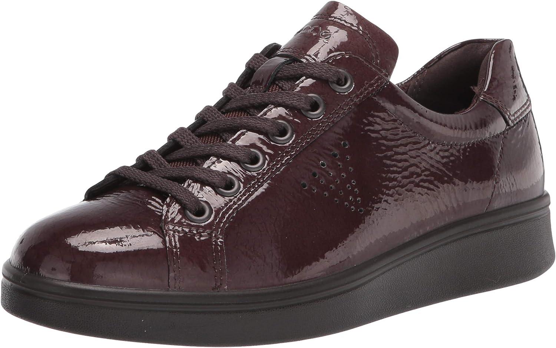 ECCO Women's Soft 4 Tie Sneaker