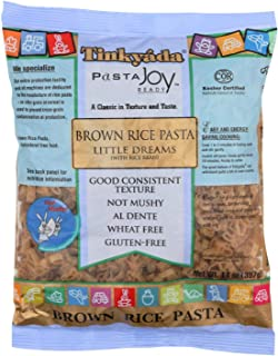 Tinkyada Little Dreams Brown Rice Pasta, 14 Ounce - 12 per case.