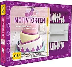 Motivtorten-Set: Torten dekorieren leicht gemacht GU BuchPlus