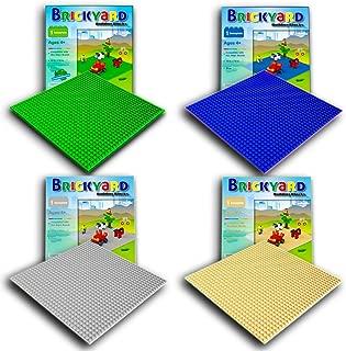 Best lego base plates blue Reviews