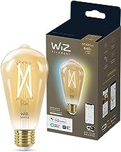 WiZ ST64 E27 Filament Amber Bulb