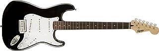 Fender Bullet-SSS-BLK 0370001506 Right Handed Squier Bullet Strat with Tremolo (Black)
